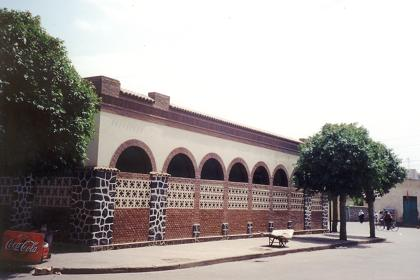Health Center - Asmara - Eritrea