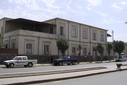 Edaga Hamus Hospital and Health Center Asmara